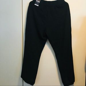 Victoria Secret ribbed jogger with slits